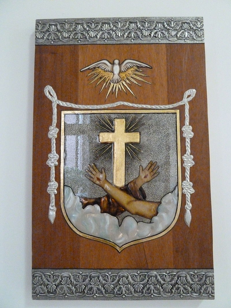 Vapensköld av Franciscan Order00.jpg
