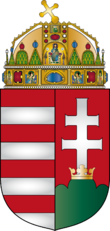 Coat of arms of Hungary.png