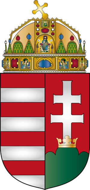 Coat of arms of Hungary