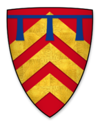 Coat of arms of Richard de Montfichet, Baron.png