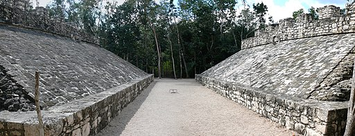 best tulum tours Coba Ballcourt ruins mexico