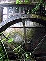 Cockington, the old mill wheel - geograph.org.uk - 1465015.jpg