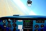 Cockpit Cessna 206 at 40 degrees bank.jpg