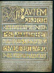 Stockholm Codex Aureus