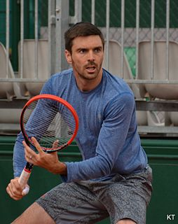 Colin Fleming British tennis player