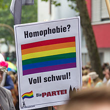 Schwul Wikipedia
