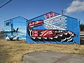 Colorful mural on side of building near Lummi Ferry Dock (14269313149).jpg