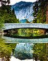 Colorful reflection of Sentinel Bridge.JPG