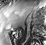 Columbia Glacier, Valley Glacier Moraines, July 30, 1978 (GLACIERS 1120).jpg