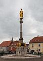 Columna de María, Zagreb, Croacia, 2014-04-20, DD 01.JPG