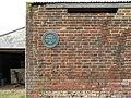 Commemorative plaque to Hilaire Belloc - geograph.org.uk - 1758506.jpg