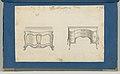 Commode Tables, from Chippendale Drawings, Vol. II MET DP-14176-059.jpg