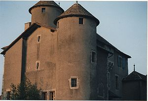 Compesières Commandry - The Commandry