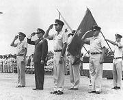 ConAC Inactivation Ceremonies - Robins AFB GA 31 July 1968