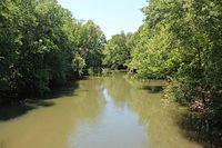 Conasauga River, Whitfield County, Georgia.JPG