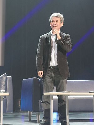 Shinji Hashimoto - Image: Conférence Shinji Hashimoto Magic Monaco 2015 03 21 P1030017