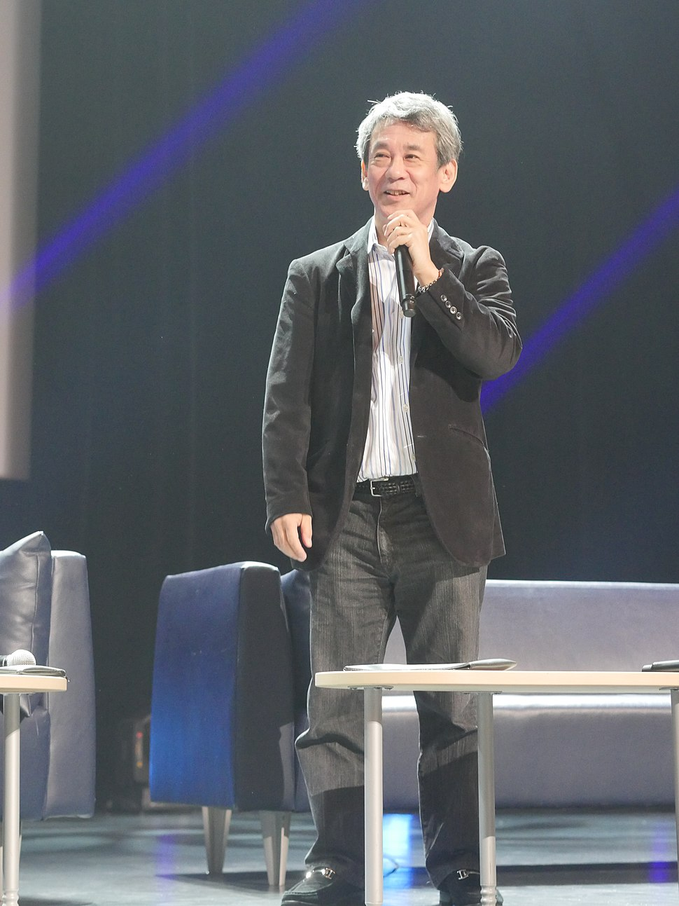 Conférence Shinji Hashimoto - Magic - Monaco - 2015-03-21- P1030017