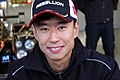 Cong Fu Chen Driver of Rebellion Racing's Lola B12-60 Coupe Toyota (8667940989).jpg