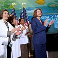 Congresswoman Pelosi at the San Francisco Senior Center (7677797908).jpg