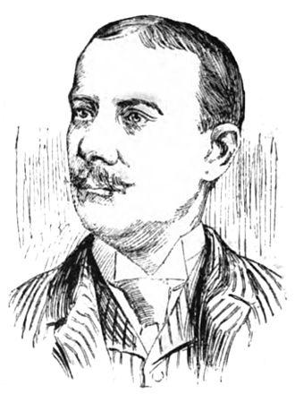 Constantin de Grimm - Image: Constantin de Grimm portrait illustration