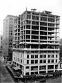 Construction of the William Rust building showing marble work up to sixth floor, Tacoma, September 25, 1920 (WASTATE 3389).jpeg