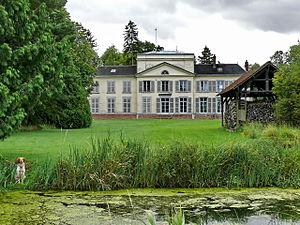 Conty - The château of Luzières