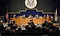 Convening the second day of the Investigative Hearing (8678683620).jpg