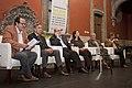 Conversando con Salman Rushdie, Museo de la Ciudad de Mexico (15265377909).jpg