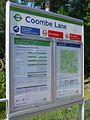 Coombe Lane tramstop signage.JPG