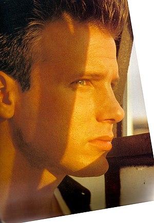 Corey Hart (singer) - Hart in 1990