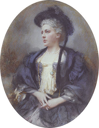 Ivor Guest, 1st Baron Wimborne - Cornelia Henrietta Maria Spencer-Churchill (Mabel Lee Hankey, 1905)