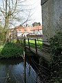 Corpusty - footbridge over the River Bure - geograph.org.uk - 1257437.jpg