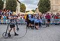 Corsa del biciclo ottocentesco Fermignano.jpg