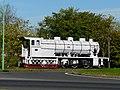 Coulounieix-Chamiers Mériller locomotive.JPG