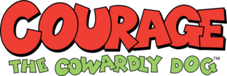 <i>Courage the Cowardly Dog</i> American animated horror comedy television series