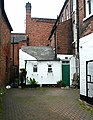 Courtyard , Princess Alley , Wolverhampton - geograph.org.uk - 536943.jpg