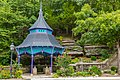 Cresent Spring, one of the many springs Eureka Springs, Arkansas was founded on.jpg