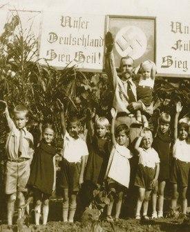 Crianças Juventude Hitlerista - Pres. Bernardes, c. 1930