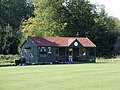 Cricket Pavilion , Bridens Camp - geograph.org.uk - 557370.jpg