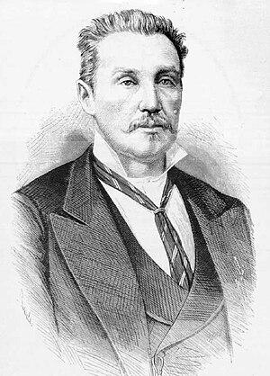 Cristóbal Oudrid - Cristóbal Oudrid, 22 March 1877