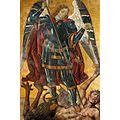 Cristoforo Faffeo, San Michele Arcangelo, Museo Diocesano Napoli DonnaRegina.jpg