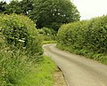 Cromhall Lane looking west - geograph.org.uk - 1394679.jpg