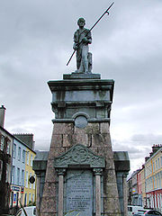 1798 Pikeman Monument
