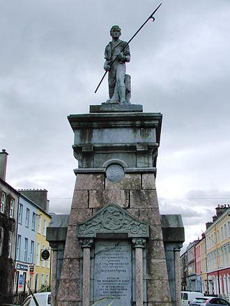 Tralee - 1798 Pikeman Monument