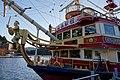 Cruise Boat, Ashinoko Lake, Hakone, Japan (46385545664).jpg