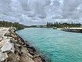 Cudgen Creek Estuary mouth, Kingscliff NSW 02.jpg