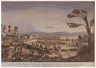 Cullin-la-ringo massacre 1861 massacre of white settlers by Aboriginals in Queensland