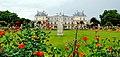Cung điện trong Vườn Luxembourg, Paris, Pháp - panoramio.jpg