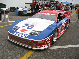 Nissan 300ZX - The Clayton Cunningham Racing 300ZX which won the 1994 24 Hours of Daytona