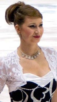 Cup of Russia 2010 - Lucie Myslivečková.jpg